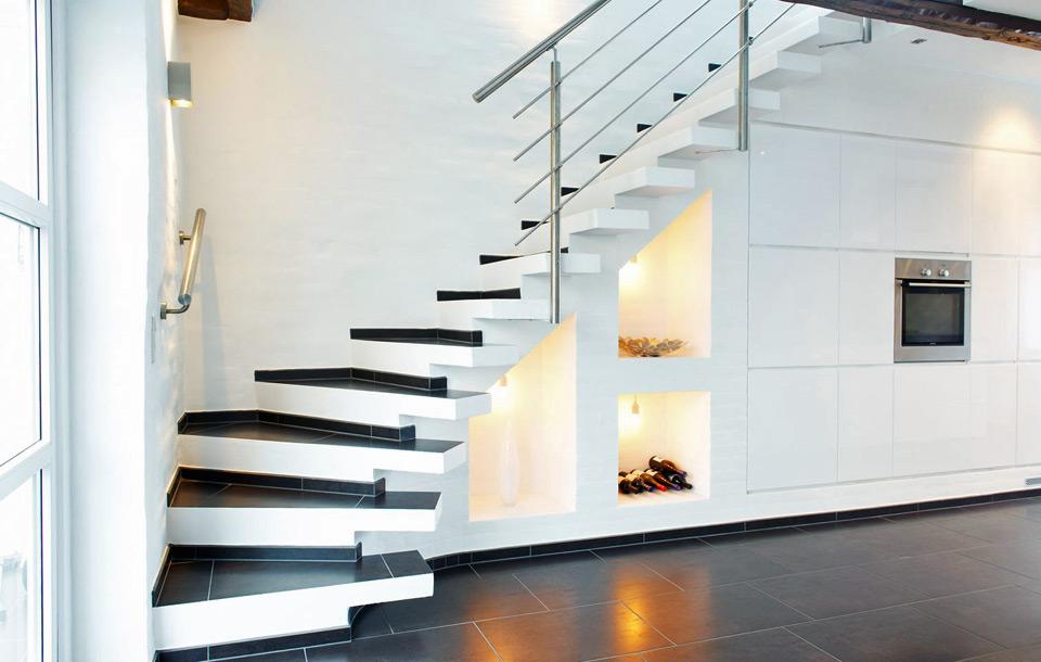 Trappen er ikke en legeplads - arkitekt Uffe Kruse yder byggesagkyndig rådgivning